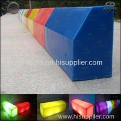 Plastic LED Cube Mould