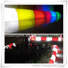 Factory direct colorful plastic led waterproof petrol garage parking stone prices