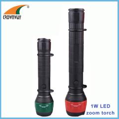 Plastic LED high power potable lantern camping lantern 3D/2D zoomble plastic flashlight camping strap lantern