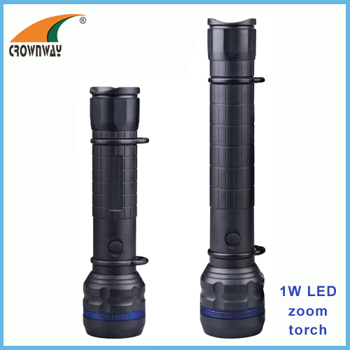 Plastic LED high power potable lantern camping lantern 3D/2D zoomble plastic flashlight camping strap lantern