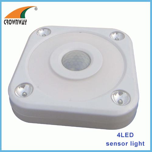 12SMD sensor lamp 7LED sensor light 3*AA camping lantern hook tent lamp outdoor lamp 120Lumen high power
