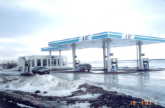 Ultra heavy duty fuel dispenser service