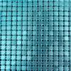 blue light square metal curtain mesh