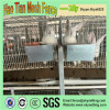 Galvanized High Quality Farming Commercial Rabbit Cage Indoor 3 layer (200*50*150cm) 2016 Most Popular For Sale