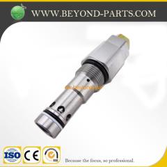 kato excavator parts HD700 hydraulic pump relief valve