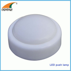 LED push lamp krypton touch light 3AA battery promotional items table lamp