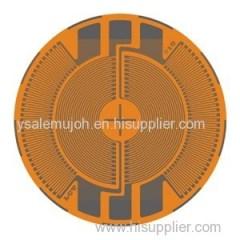 Circular Pattern Strain Gauge KA