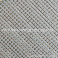 metal mesh as devide wall