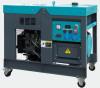 10kw special design open frame diesel generator