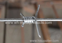 high tensile single strand barbed wire galvanized single strand barbed wire hot dipped galvanized high tensile barb wire