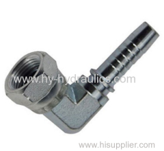 Hydraulic fittings catalogue bsp female 60 cone double hexagon 22691k