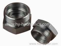 Metric Pipe fitting Adapter Plug 4C/4D
