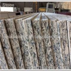 Marble Veins Artificial Stone Kitchen Countertop