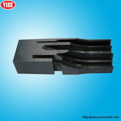 China precise plastic mold accessories manufacturer for plastic electric mould part