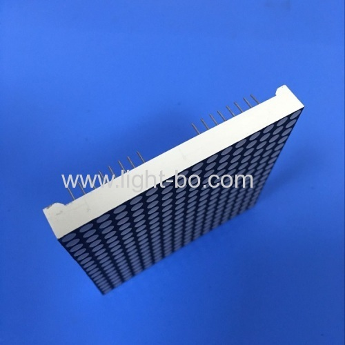 Ultra Red 3mm 16 x 16 dot matrix led display Row Cathode Column Anode for Display Screen