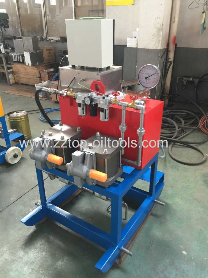 Wellhead Air Powered Test Stand Manufacturers And