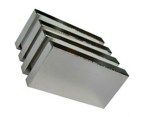 super strong magnetic hook block magnet Sintered neodymium