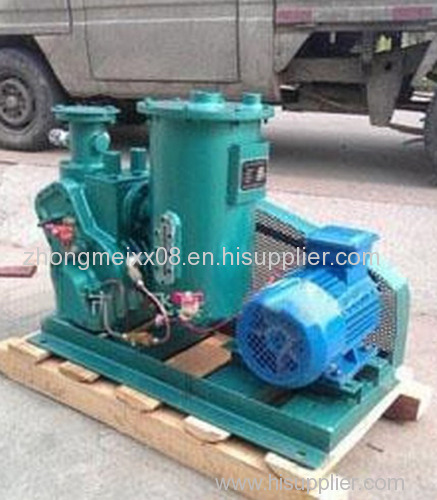 H-30 Rotary Piston Vacuum Pump