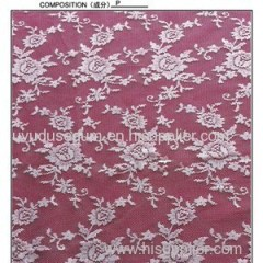 160cm White Bridal Factory Outlet Bridal Lace Fabric (W7013)