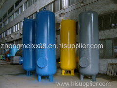 1.5 M3 Compressed Air Tank