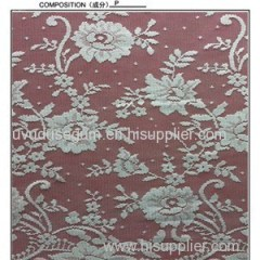 White Guipure Wedding Dress Lace Fabric (W5103)