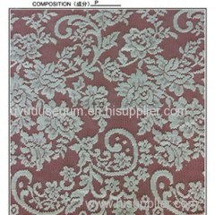 W5091 Flower Bridal Lace Fabric By The Yard (W5091)