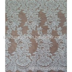 French Lace Fabric Good Quality Lace(W9027)