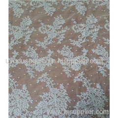 Best Cord Embroidery Patterns Bridal Lace Fabric (w9025)