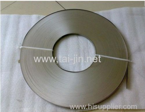 Mixed Metal Oxide Titanium Ribbon