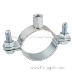 Pipe Clamp Without Rubber