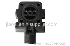Aluminum die casting regulating valve parts
