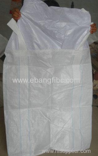 100% new material big bag with crosscorner loops