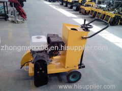 5.5HP Power 120mm Cutting Depth Walk Behind Concrete Cutter