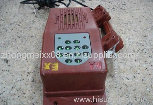 KTH 104 Mine Explosion Electronic Telephone