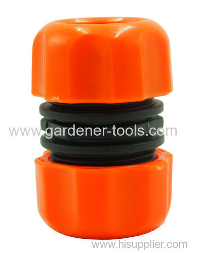Plastic garden hose coupling to joint 2pcs hose together