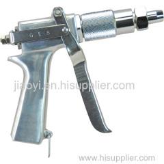 Aluminum die casting high pressure water gun nozzle