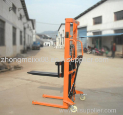 SPN1530 1500kg(1.5ton) 3000mm Semi electric stacker