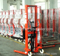 hydraulic hand pallet stacker SYC series