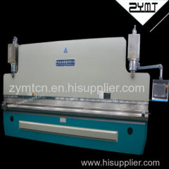cnc hydraulic bending machine with delem system