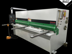 CNC controller swing beam shear machine