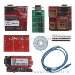 Full set UUSP UPA USB ecu programmer V1.3 UPA USB