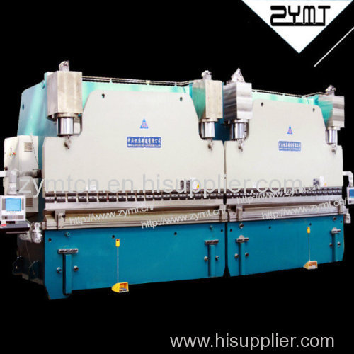 CNC hydaulic tandem press brake