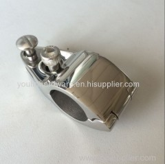 investment casting pipe clamp