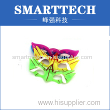 Colorful And Cute Plastic Mask Injection Mould