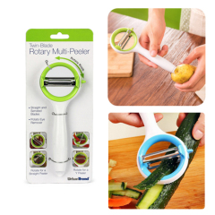 Multi double lame Rotary Peeler