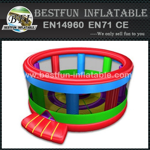 Inflatable Round Gladiator Coliseum Game
