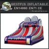 Giant inflatable basketball hoop shoot games