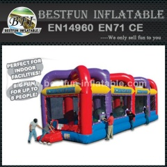 Interactive Games Inflatable Boulder Dash
