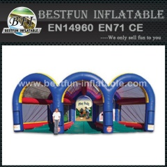 Triple Play Sports Cage Inflatable