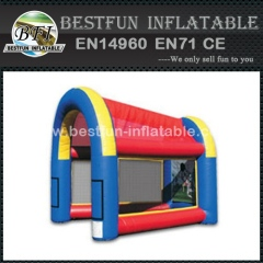 Inflatable mini ball cage